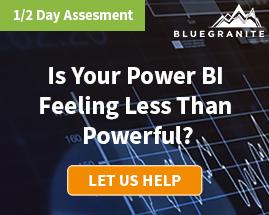 Power BI Assessment