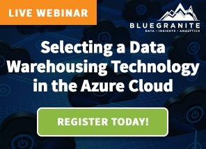 Selecting a Data Warehousing Technology in the Azure Cloud
