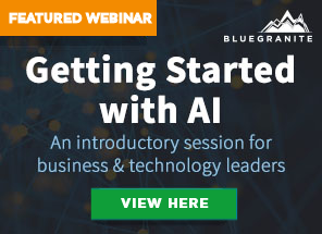 Getting Started with AI Webinar