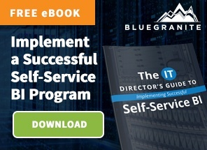 Self-Service BI eBook