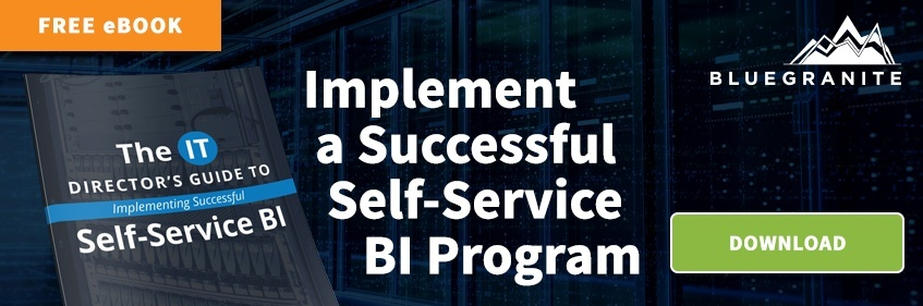 Free Self-Service BI eBook