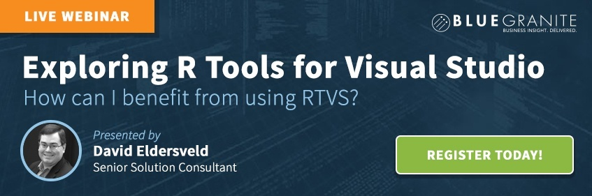 Exploring RTVS