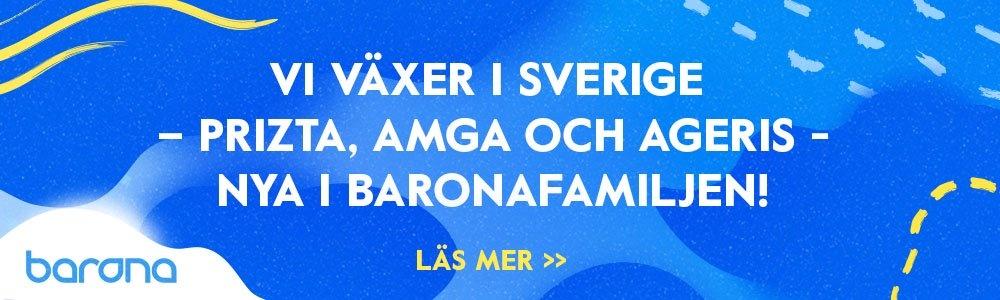Barona-vaxer-i-Sverige