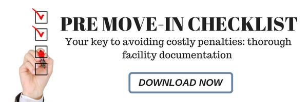 Download your free pre move-in checklist