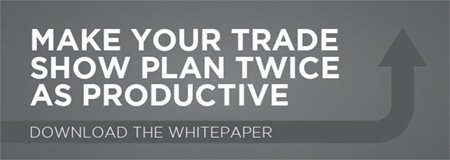 trade show prouductivity planner
