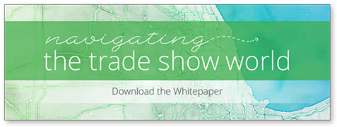 navigating in the trade show world