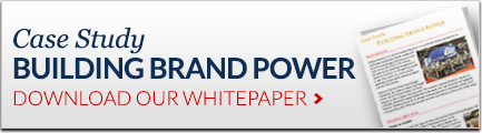 Case Study   Building Brand Power   Download our whitepaper