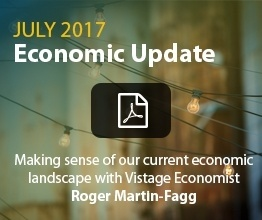 Vistage Economic Update July 2017