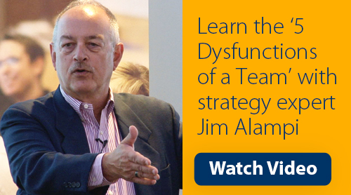 The 5 Dyfunctions of a Team- Jim Alampi