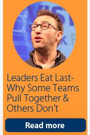 Simon Sinek Leaders Eat Last Video