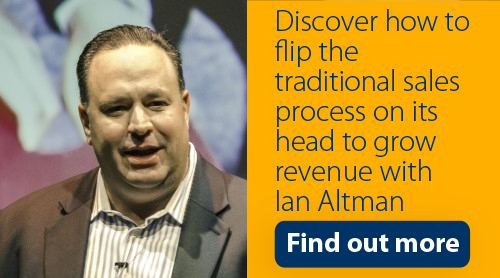 Register Now for Ian Altman Inside Sales Vistage Open Day