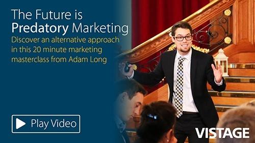 Adam Long Predatory Marketing