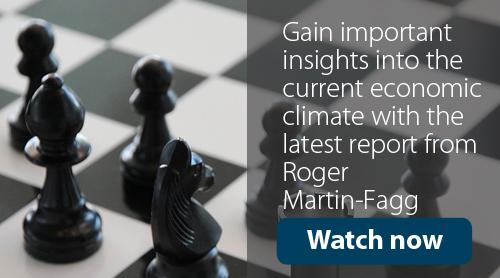 Economic Update Roger Martin-Fagg