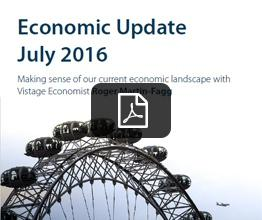 Economic Update July 2016