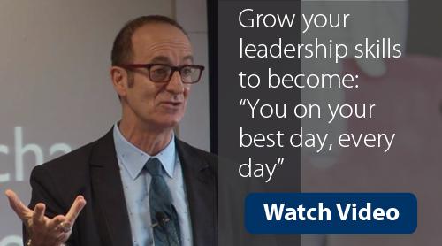Grow Your Leadership Skills Today Video