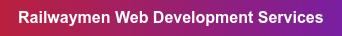 Railwaymen Web Development Services