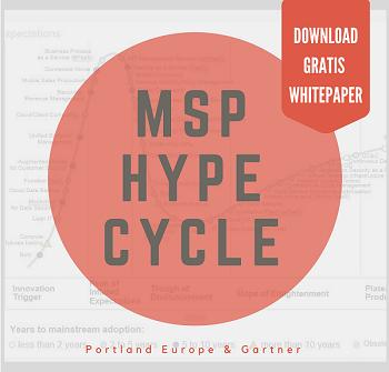 Gratis Whitepaper MSP Hype Cycle