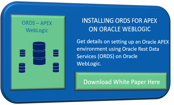 ORDS-APEX-WebLogic-WhitePaper