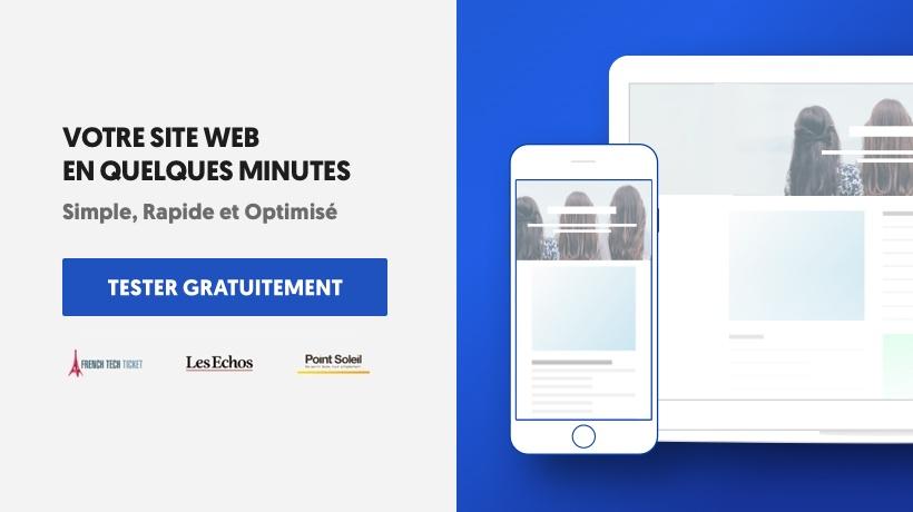 Créez un site internet pour votre salon de coiffure et booster votre visibilité  !