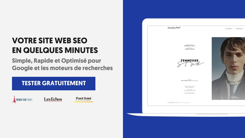 Créez un site web totalement optimisé pour le SEO
