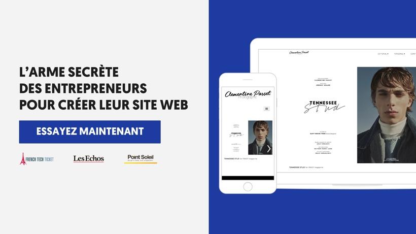 Créez votre site internet !