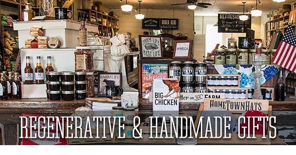 Regenerative Handmade Artisan Gifts