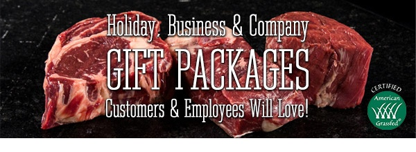 Holiday, Business and Company Gift Packages your customers and employees will love!