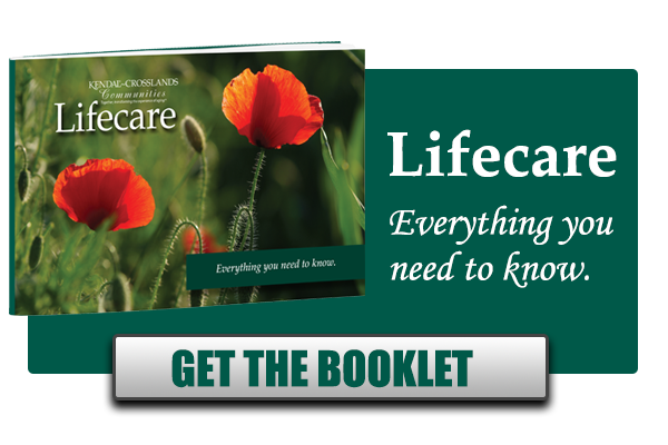 Lifecare booklet cover