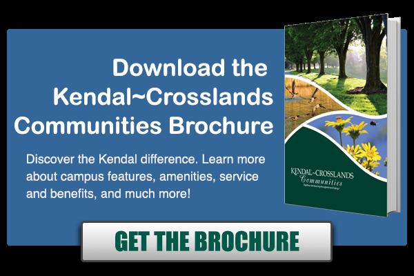 Kendal-Crosslands Communities Brochure