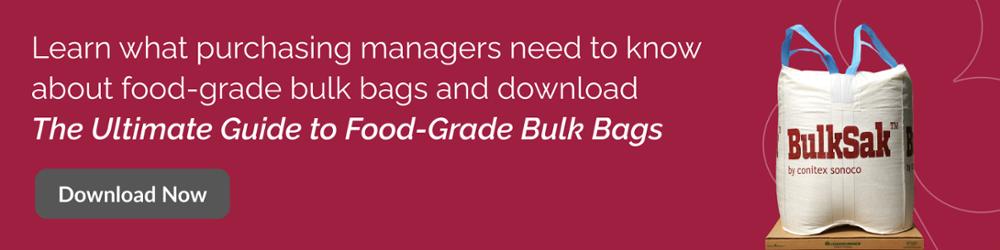 FIBC Food Grade Bags