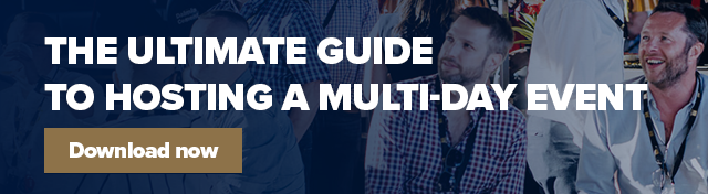 The Ultimate Guide to Hosting a Multi-Day Event