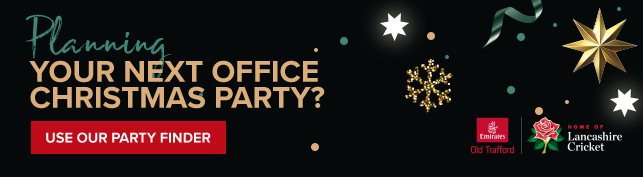 Use our Christmas Party Finder