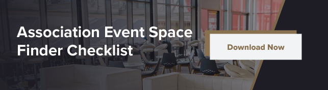 Event Space checklist