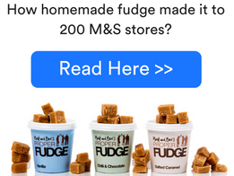 How homemade fudge made it to 200 M&S stores? Matt & Ben's Case Study