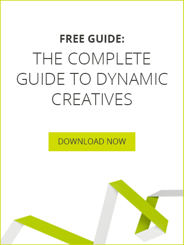 Download Free Checklist: 4 SIGNS DYNAMIC CREATIVES WILL IMPROVE YOUR MARKETING RESULTS