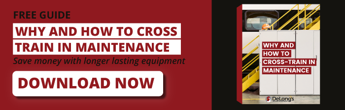 Why And How To Cross Train In Maintenance: Save Money
