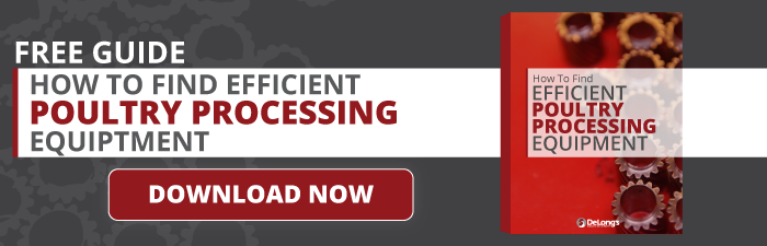 Free Guide: How To Find Efficient Poultry Processing Equipment