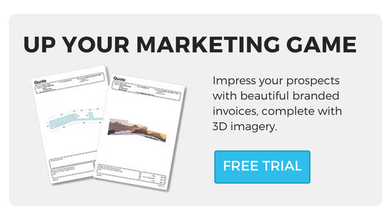 Up your marketing game with branded invoices