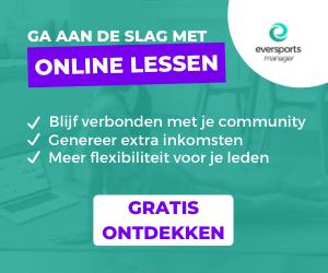 Ga aan de slag met online lessen! Blijf verbonden met je community, genereer extra inkomsten en bied meer flexibiliteit voor je leden. Klik om gratis te ontdekken.