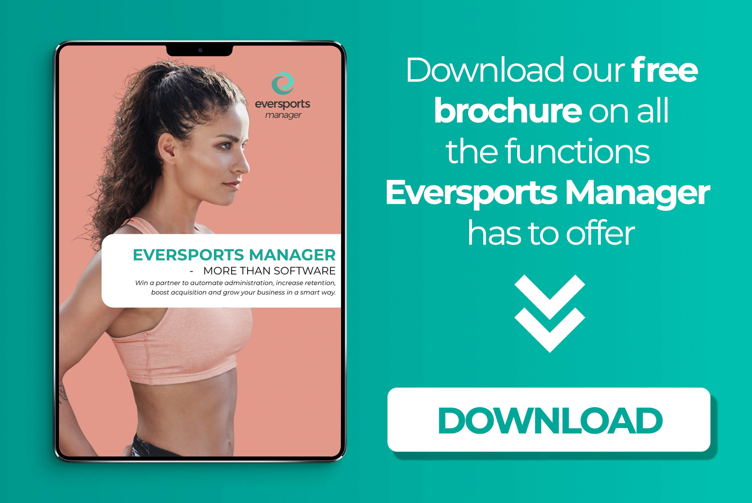 Eversports Manager Factsheet