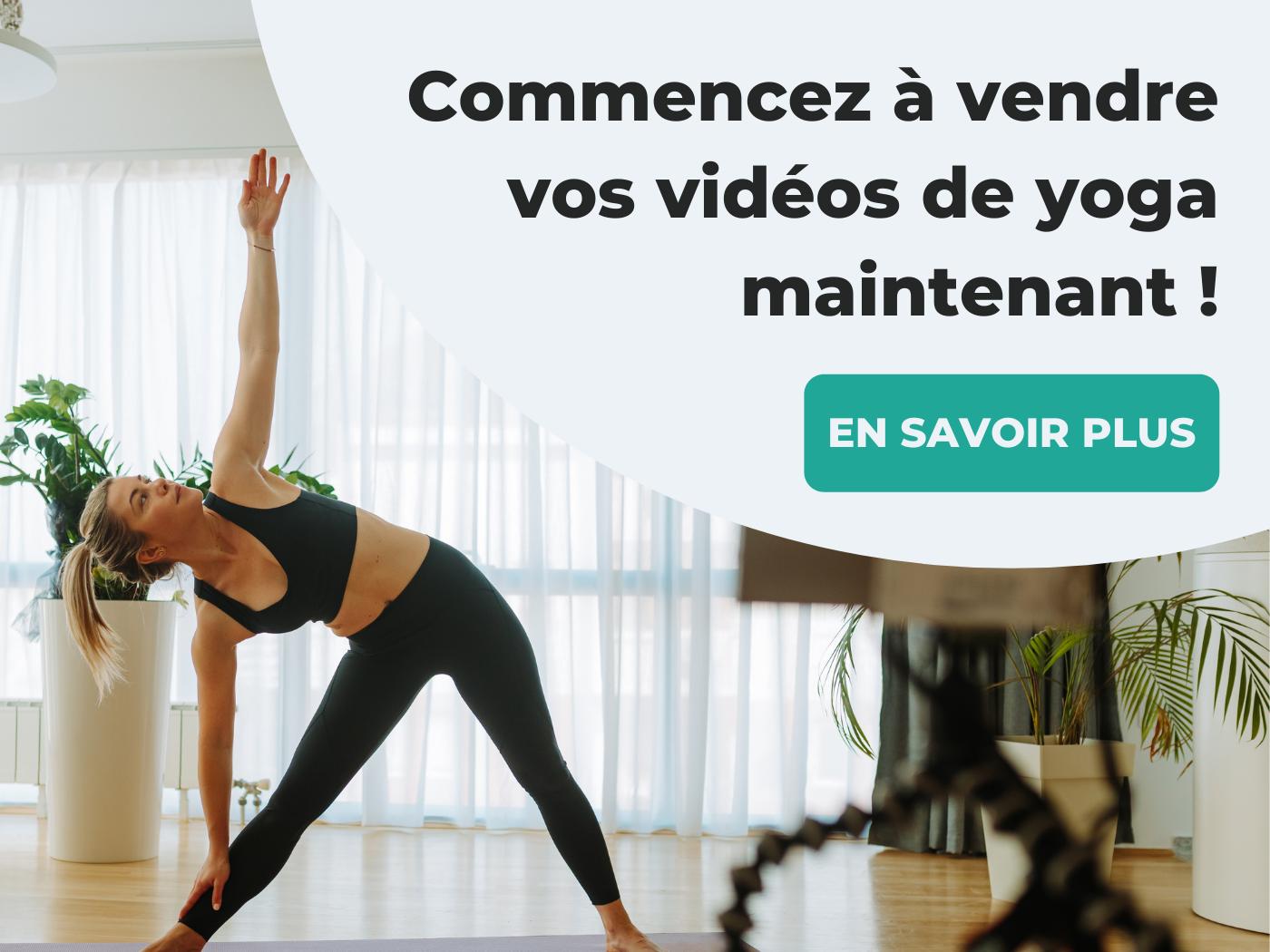 vidéo yoga