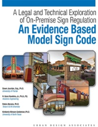 Model Sign Code - A Legal and Technical Exploration of On-Premise Sign Regulations