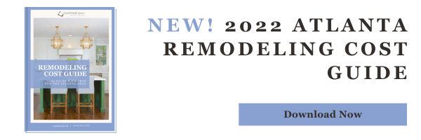 2020 Remodeling Cost Atlanta