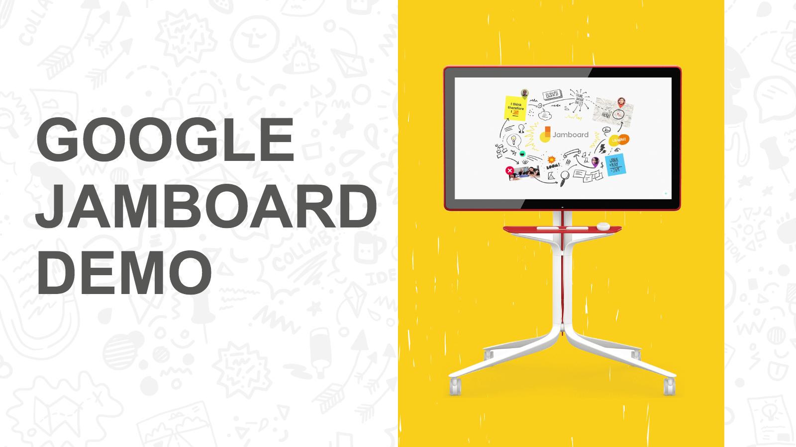 Google Jamboard Demo