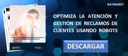 Datasheet atencion y gestion de reclamos