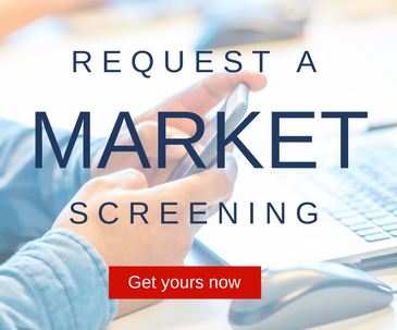 Request a market screening