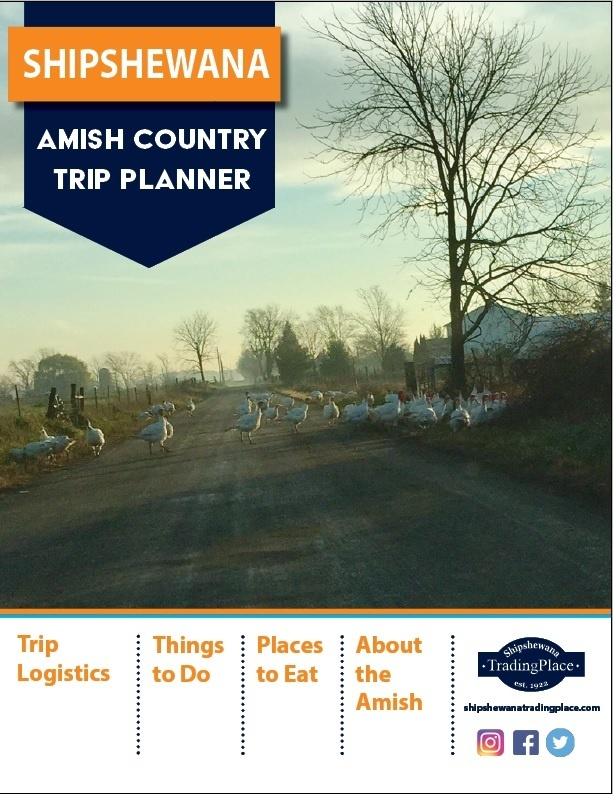 Shipshewana Amish Country Trip Planner