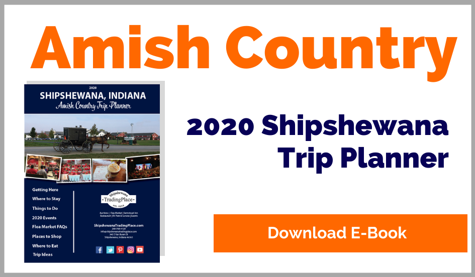 Download Amish Country 2019 Shipshewana Trip Planner