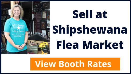 Find out everything vendors need to know about Shipshewana Flea Market