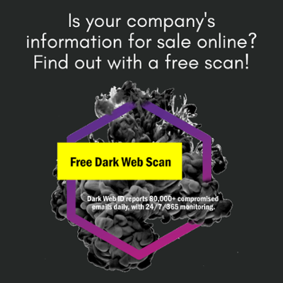 Dark Web scan